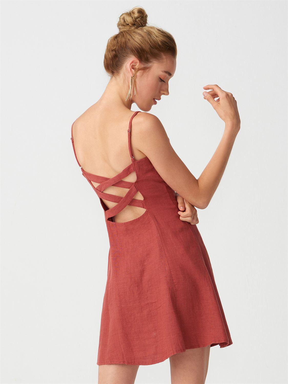 Harika mini günlük elbise